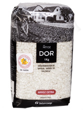 RICE DOR BAG 1 KG. (D.O. VALENCIA)
