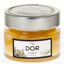 ORGANIC ROSEMARY HONEY DOR 150GR.
