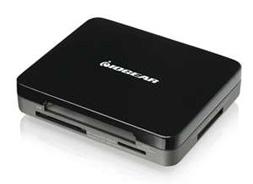 IOGEAR HUB 3 PUERTOS USB 2.0 + LECTOR DE TARJETAS DE MEMORIA GUH287