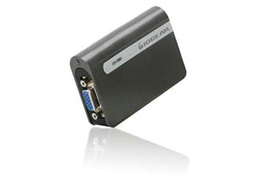 IOGEAR ADAPTADOR DE VIDEO EXTERNO USB 2.0 - VGA GUC2015V