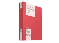 PANTONE PLUS PREMIUM METALLICS CHIPS coated - GB1505