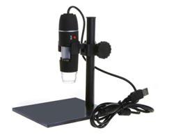 TICDVISION MICROSCOPIO DIGITAL 500 + PEDESTAL MICROMETRICO