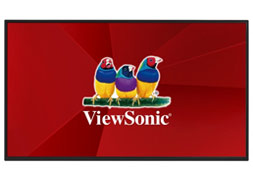 VIEWSONIC DISPLAY SERIE CDM4300R CON REPRODUCTOR MULTIMEDIA