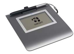 WACOM LCD SIGNATURE TABLET STU-430