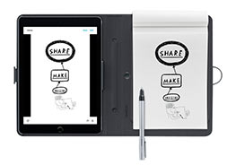 WACOM BAMBOO SPARK SNAP-FIT IPAD AIR CDS-600C