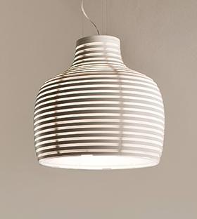 Lámpara Behive suspensión