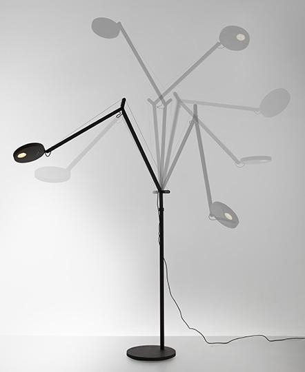 Lámpara Demetra de pie