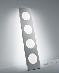 Lámpara Dolmen de pie