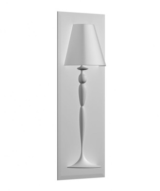 Lámpara Abajourd'hui - Flos
