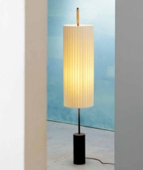 Lámpara de pie Dórica