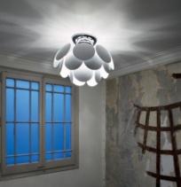 Lámpara plafón Discocó