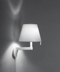 Lámpara Melampo Pared