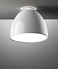 Lámpara Nur y Mini Nur Gloss