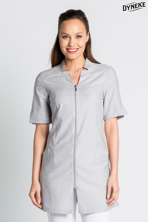 Ropa de trabajo y vestuario profesional elegante levita for Spa uniform singapore