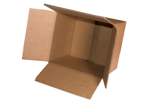 Cajas cartón canal doble