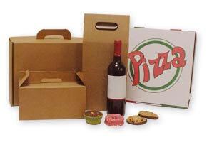 Embalajes y Cajas para Alimentos y Bebidas