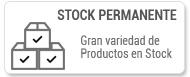 Cajas de carton en Stock permanente