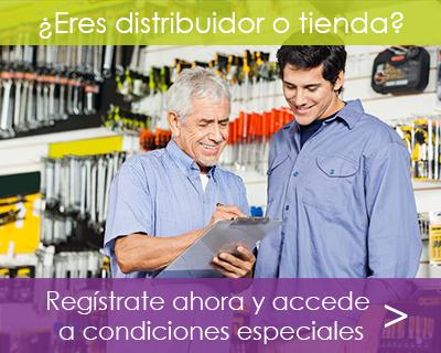 Formulario de registro | Distribuidor profesional de calzado laboral | Calzado de Protección