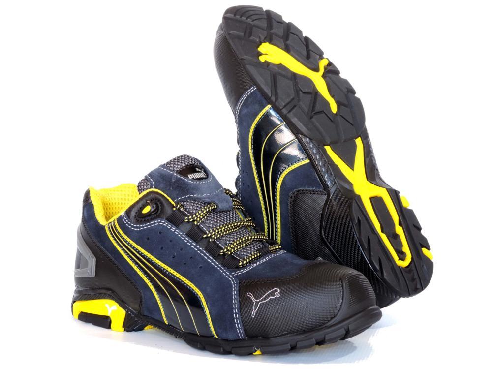 Zapatos de seguridad puma car interior design - Calzados de seguridad ...