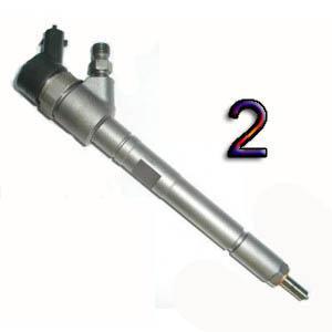 Extracción 2 Inyectores 1.4 , 1.6 hdi 16v