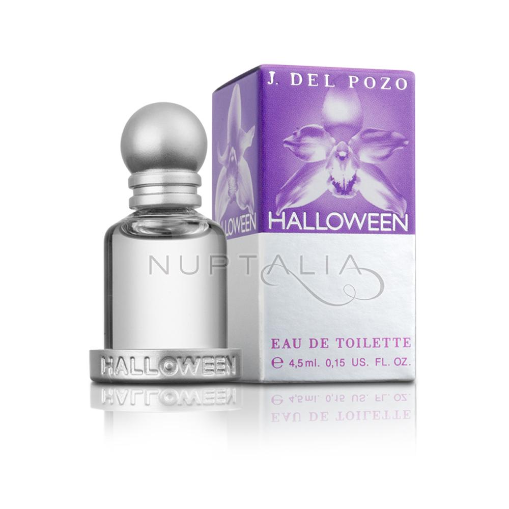 Miniatura Halloween Jesus del Pozo Miniaturas perfumes miniperfumes detalles boda bautizo comunion