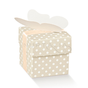 Caja cuadrada detalles de boda originales obsequios invitados cajitas envoltorios regalitos baratos