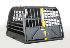 Box transporting para perros Variocage Doble M
