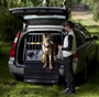 Box transporting para perros Variocage Doble S