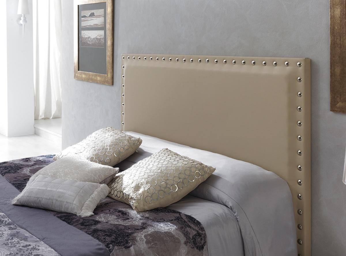 Cabecero alaniz camas y cabeceros muebles la fabrica - Camas y cabeceros ...