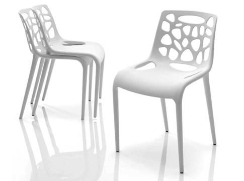 Sillas de comedor bianca salones muebles la fabrica for Fabrica sillas comedor