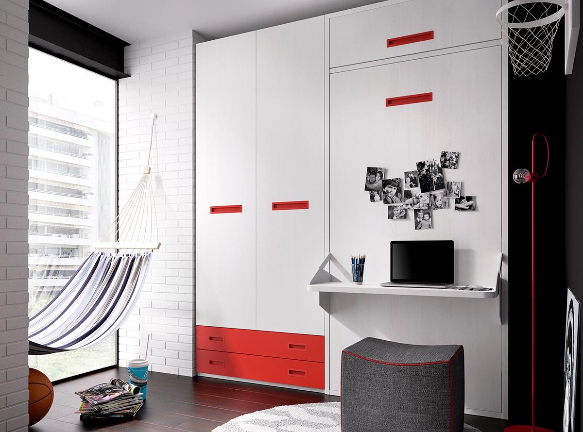 Dormitorio campus r dormitorios juveniles muebleslafabrica - Dormitorios juveniles mallorca ...
