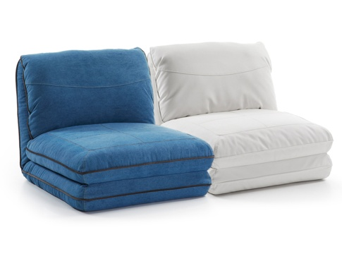 Sofa cama kate sofas muebles la fabrica for Muebles la fabrica sofas