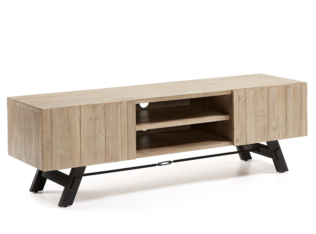 Mueble tv massy muebles salon muebles la fabrica - Muebles la fabrica manacor ...