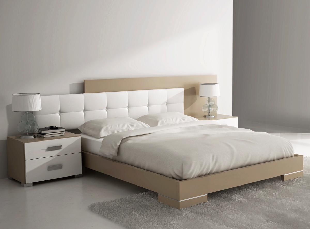 Dormitorios modelo micenas muebles la fabrica for Dormitorios color blanco