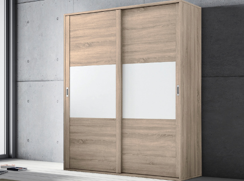 Muebles dormitorio muebles la fabrica for El mueble armarios