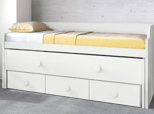 Dormitorios juveniles muebles la fabrica for Sofas para habitaciones juveniles