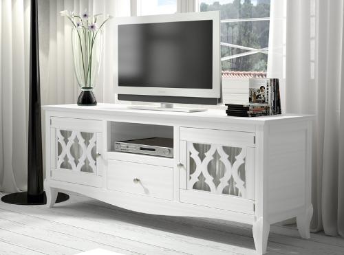 Muebles de sal n muebles la fabrica - Muebles tv madrid ...