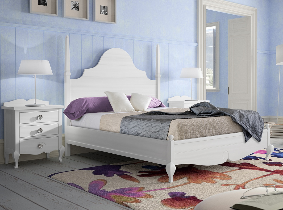 Dormitorio matrimonio nara dormitorios muebles la f brica - Dormitorios matrimonio muebles la fabrica ...