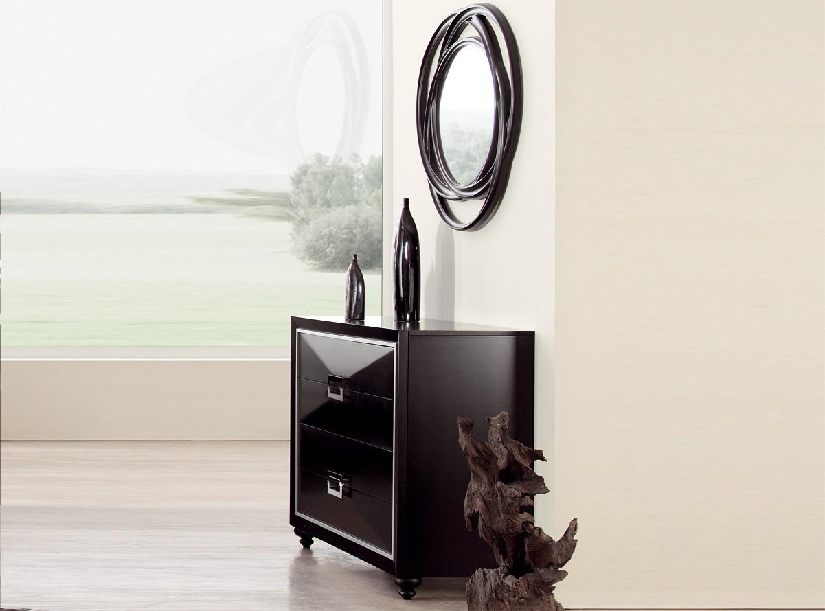 Comoda petra muebles auxiliares muebles la fabrica - Comoda con espejo ...