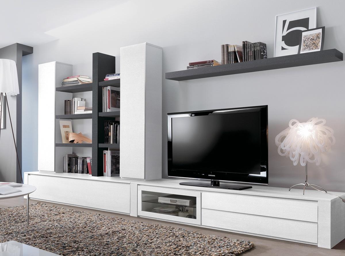 Salones modelo sidney muebles la fabrica - Ver salones modernos ...
