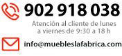 info@muebleslafabrica.com