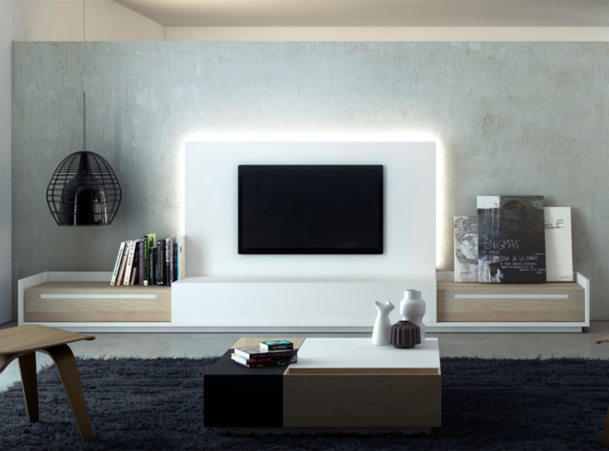 Salon harald muebles de salon muebles la fabrica - Muebles tu mueble ...