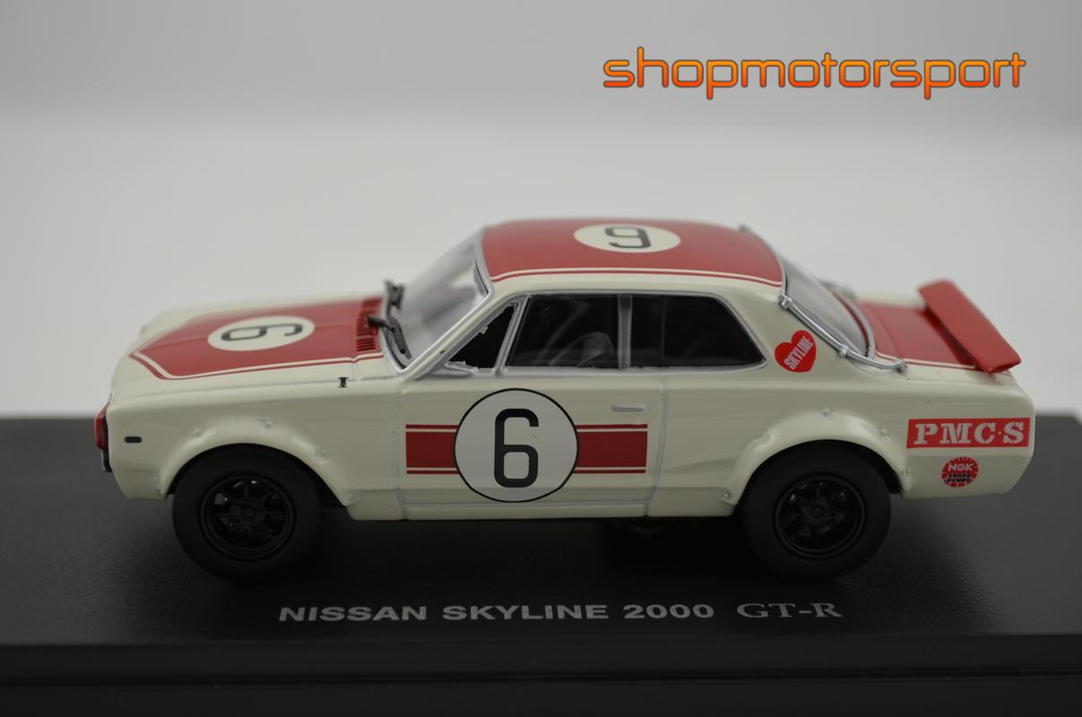 NISSAN SKYLINE 2000 GT-R / KYOSHO 03022R