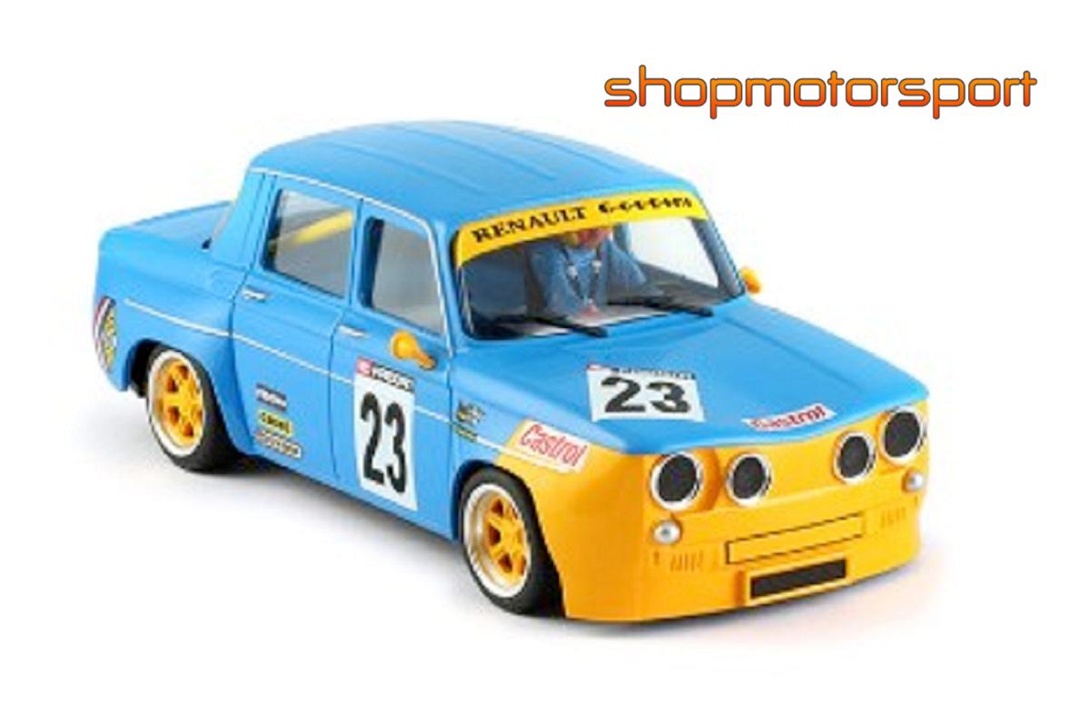 Renault 8 Gordini Brm 082