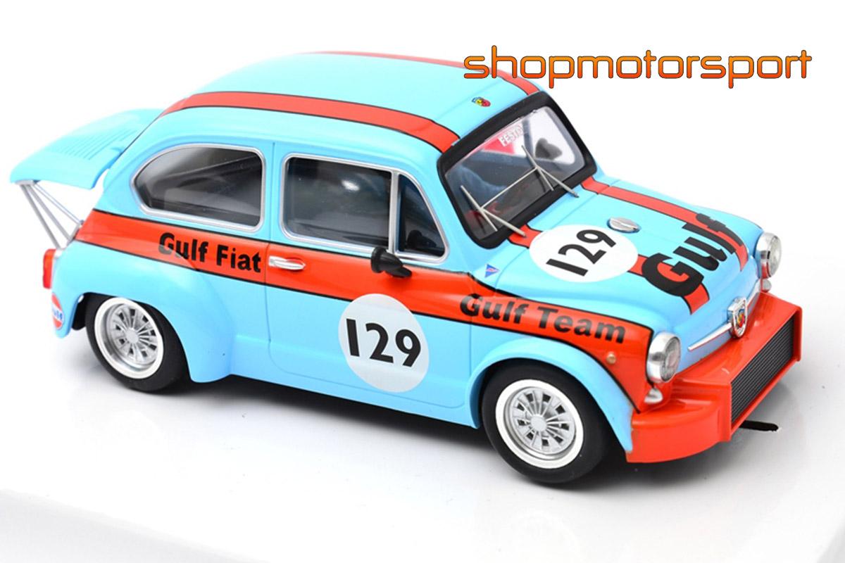 FIAT 1000 ABARTH TCR Gr.2 / BRM TTS011