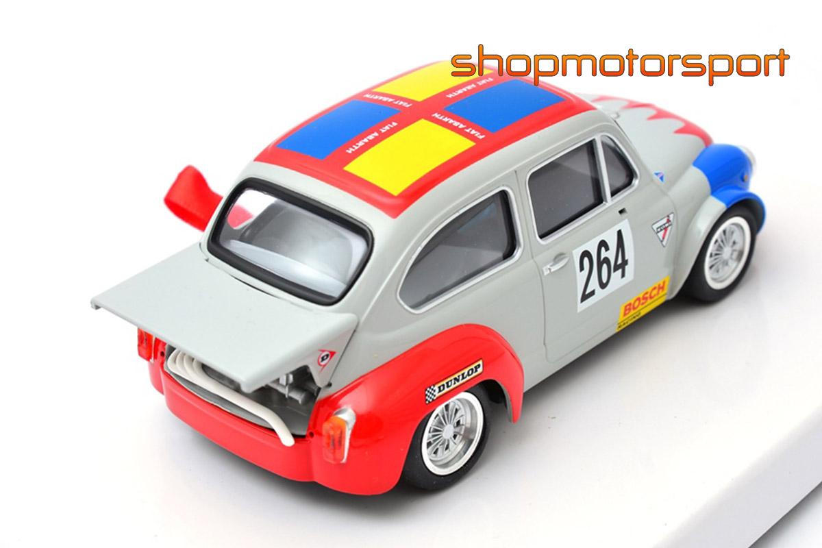 FIAT 1000 ABARTH TCR Gr.2 / BRM TTS013