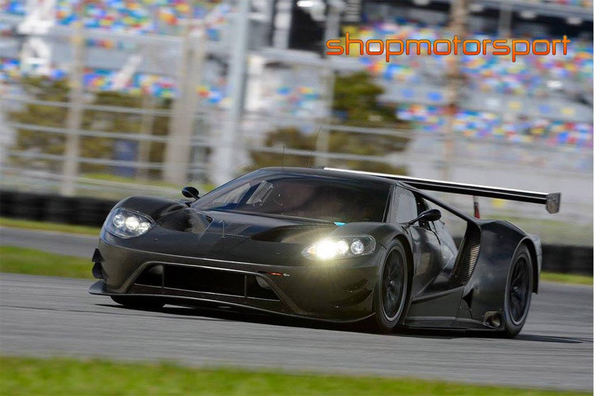 FORD GT TEST CAR / CARRERA 23862