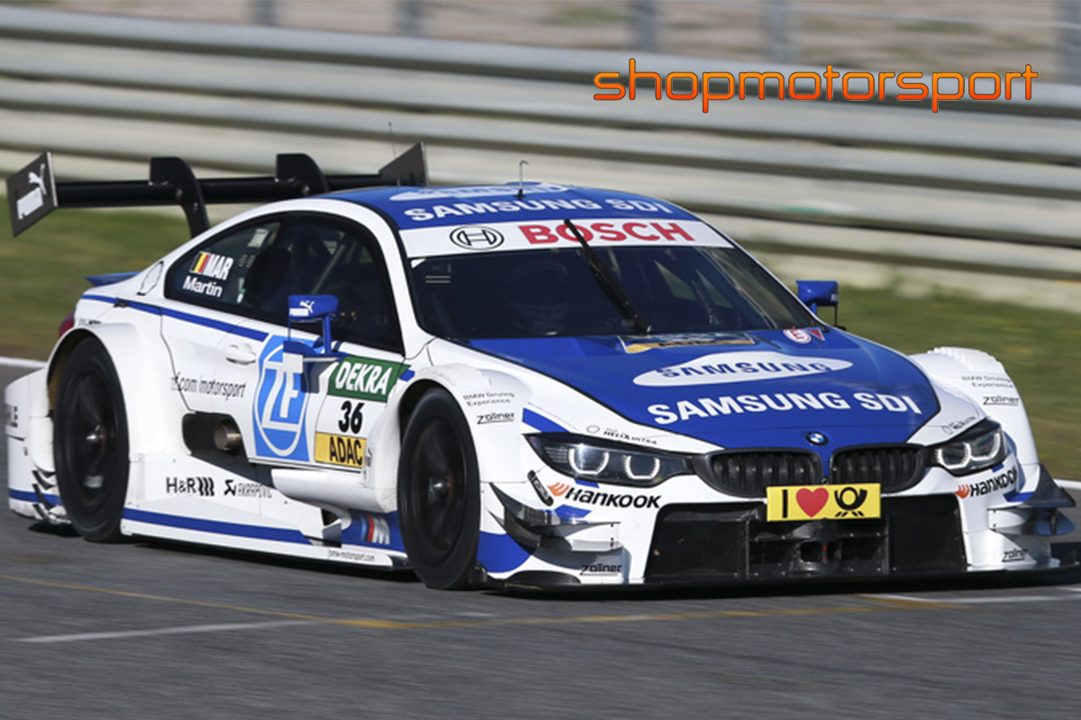 BMW M4 DTM / CARRERA 27571 / MAXIN MARTIN