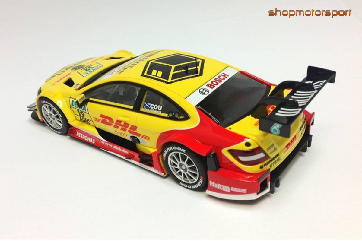 MERCEDES AMG C-COUPE DTM / CARRERA EVOLUTION 27441 / DAVID COULTHARD // OUT OF STOCK