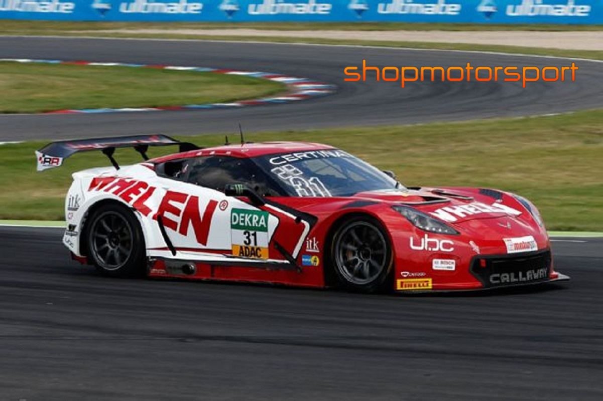 CHEVROLET CORVETTE C7R GT3 / CARRERA 27548 / BORIS SAID-LORIS HEZEMANS